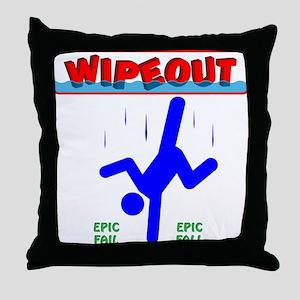 Fall Guys 8 Throw Pillow