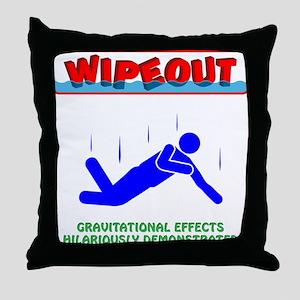 Fall Guys 7 Throw Pillow
