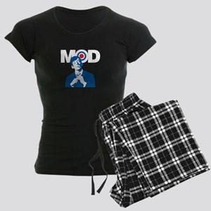 Mod Boy Women's Dark Pajamas