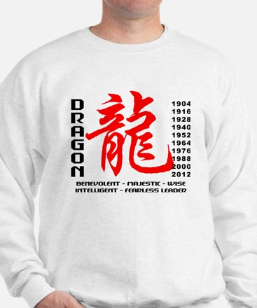 Year of The Dragon Characteristics Jumper
