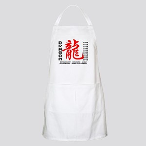 Year of The Dragon Characteristics Apron