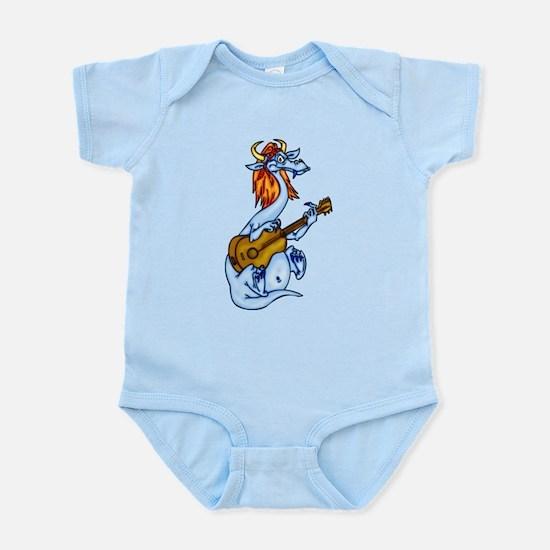 Hippie Dragon Infant Bodysuit