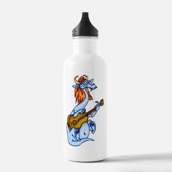 Hippie Dragon Water Bottle
