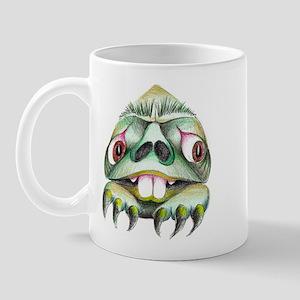 Three Toed Wart-Slug Schnickl Mug