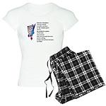 abundance Women's Light Pajamas