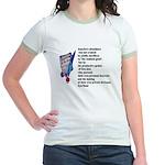 abundance Jr. Ringer T-Shirt
