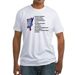 abundance Fitted T-Shirt