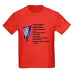 abundance Kids Dark T-Shirt
