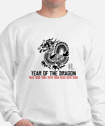Chinese New Year of The Dragon Jumper