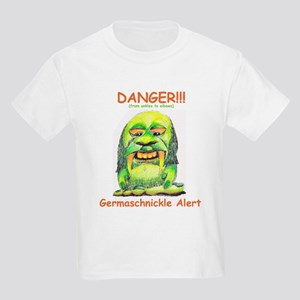 Fang Toothed Schnickle Kids T-Shirt