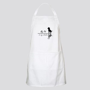 My Pit is my shadow Apron