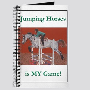 Jumping Horses is MY Game! Journal