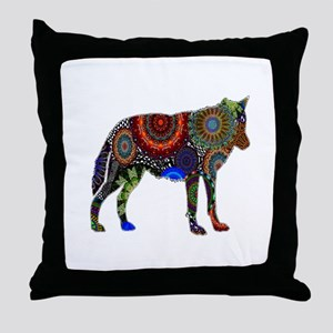 THE NEW EXPERIENCE Throw Pillow