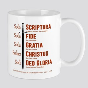 5 Solas 11 oz Ceramic Mug