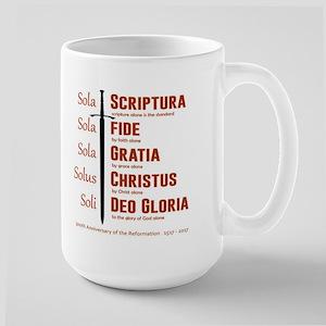 5 Solas 15 oz Ceramic Large Mug