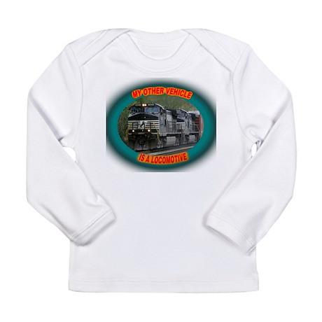 Norfolk & Southern Long Sleeve Infant T-Shirt