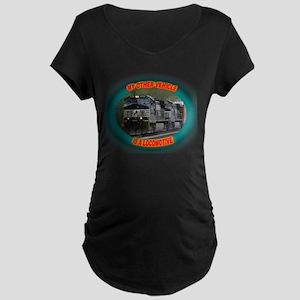 Norfolk & Southern Maternity Dark T-Shirt