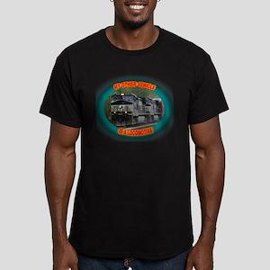 Norfolk & Southern Men's Fitted T-Shirt (dark)