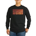 Horizon Long Sleeve Dark T-Shirt