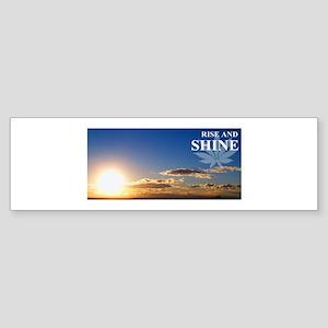 morning Sticker (Bumper)