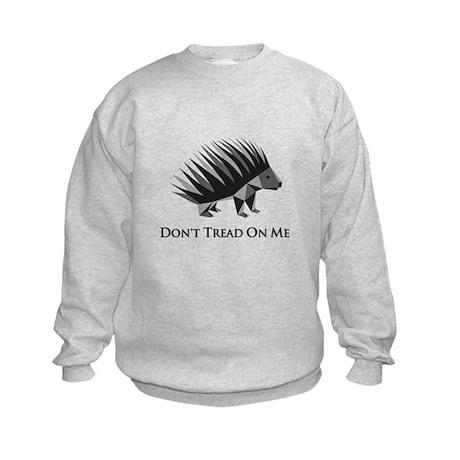 DailyPaul Gadsen Dont Tread Kids Sweatshirt