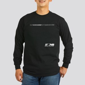 Norfolk Southern Thoroughbred Long Sleeve Dark T-S