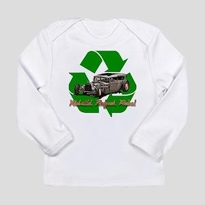 Recyled Rat Rod Long Sleeve Infant T-Shirt