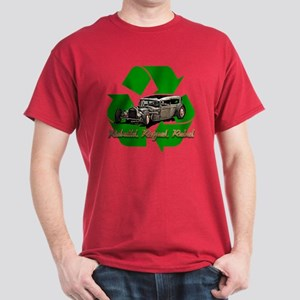 Recyled Rat Rod Dark T-Shirt