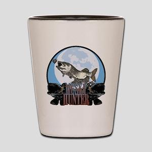 Musky hunter 7 Shot Glass