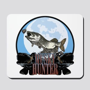 Musky hunter 7 Mousepad