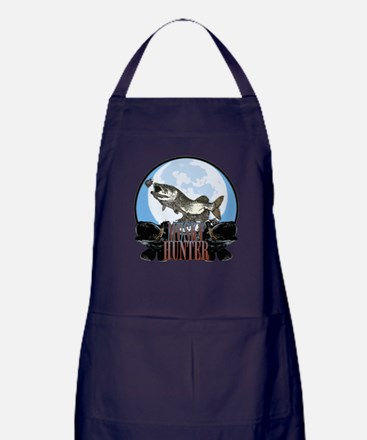 Musky hunter 7 Apron (dark)