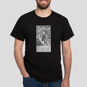 Quatrain XLIV Dark T-Shirt