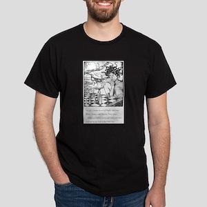 Quatrain XLIX Dark T-Shirt