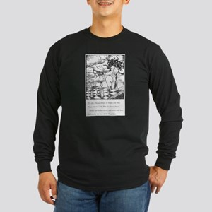 Quatrain XLIX Long Sleeve Dark T-Shirt