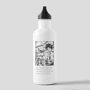 Quatrain XLIX Stainless Water Bottle 1.0L