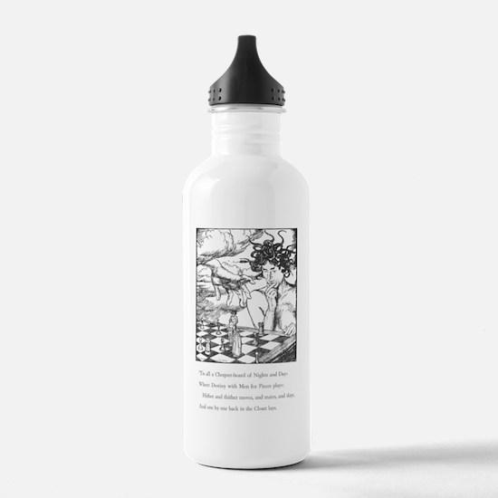 Quatrain XLIX Water Bottle