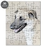 Chinook (Dropped Ears) Puzzle