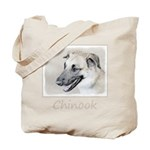 Chinook (Dropped Ears) Tote Bag