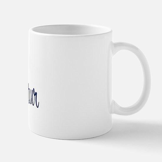 """""""Rem Tene; Verba Sequentur"""" Mug"""