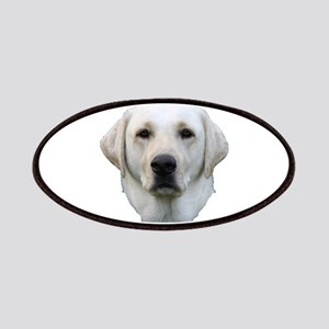 White lab 3 Patches