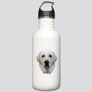 White lab 3 Stainless Water Bottle 1.0L