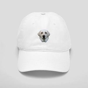 White lab 3 Cap
