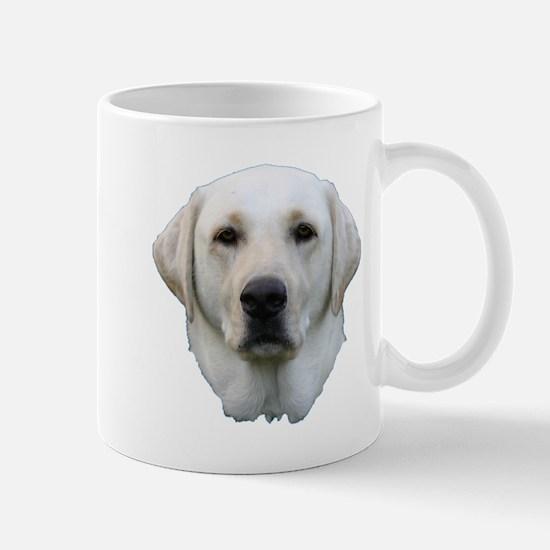 White lab 3 Mug