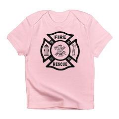 Fire Rescue Infant T-Shirt