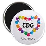 """2.25"""" Magnet (100 pack) - Awareness"""