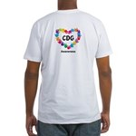 Fitted T-Shirt - Awareness