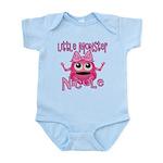 Little Monster Nicole Infant Bodysuit