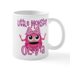 Little Monster Olivia Mug
