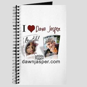 I Love Dawn Jasper Journal