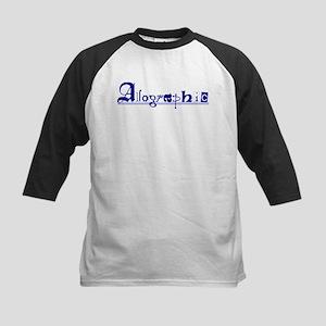 Allographic Kids Baseball Jersey